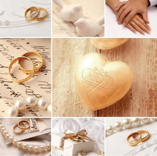 Buratti, Confetti per il Matrimonio