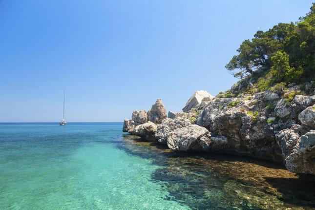 Sardegna, Cala Luna