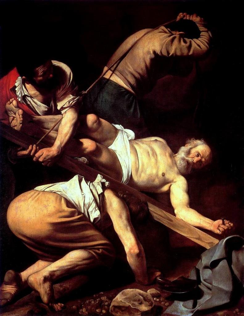 Caravaggio, Martirio di San Pietro