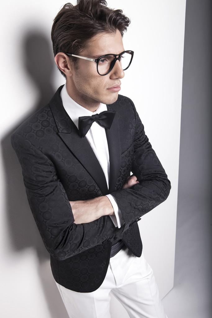 Elegante e raffinato: è l'uomo SS 2015 di Carlo Pignatelli