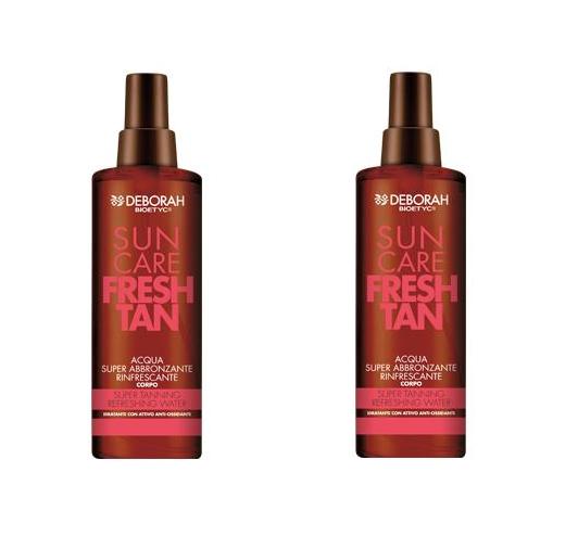Deborah Sun Care Fresh Tan