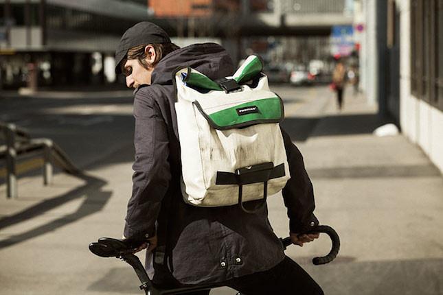 Victor lo zaino Freitag più amato dai ciclisti urbani