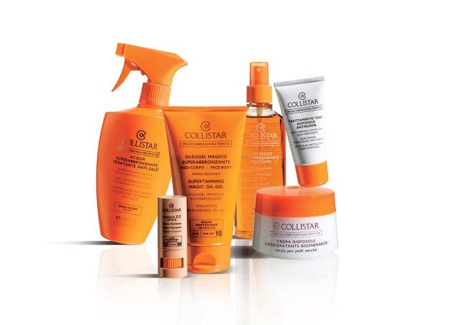 La protezione prima e l'idratazione dopo l'esposizione al sole sono fondamentali per un abbronzatura perfetta
