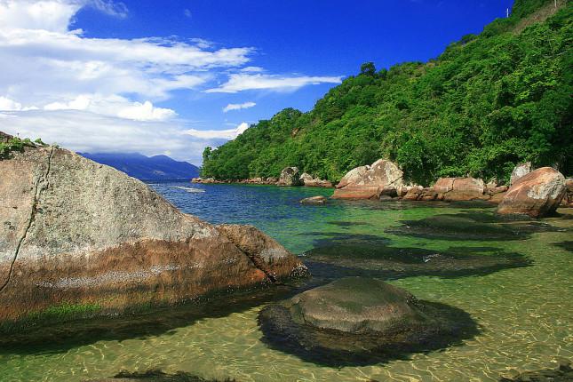 Ilha Grande, Praia da Feiticeira