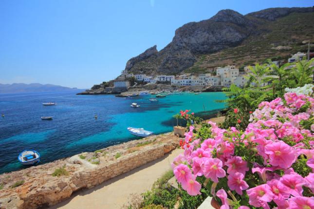 Sicilia: Isola di Levanzo