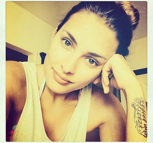 Jessica Melena, moglie dell'attaccante Ciro Immobile
