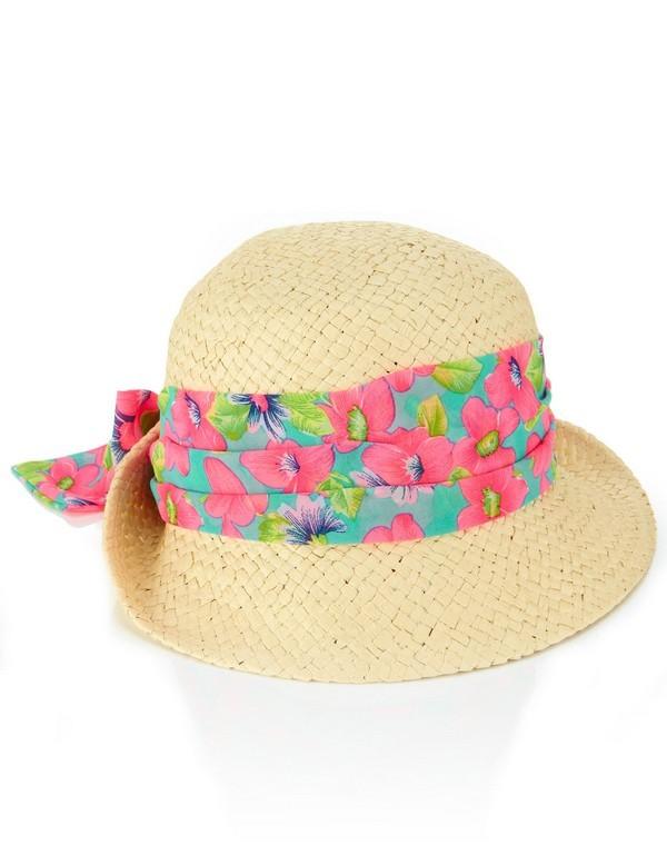 Cappello da spiaggia per bimba