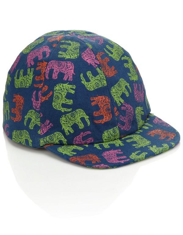 cappello con visiera per bambini