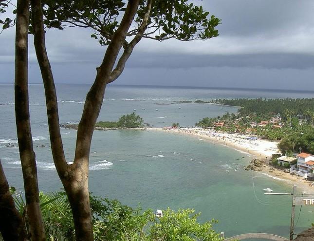 Morro de SaoPaulo, Tinharé