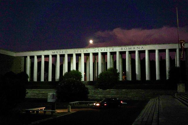 Museo della Civilta romana / @flickr / zio Paolino