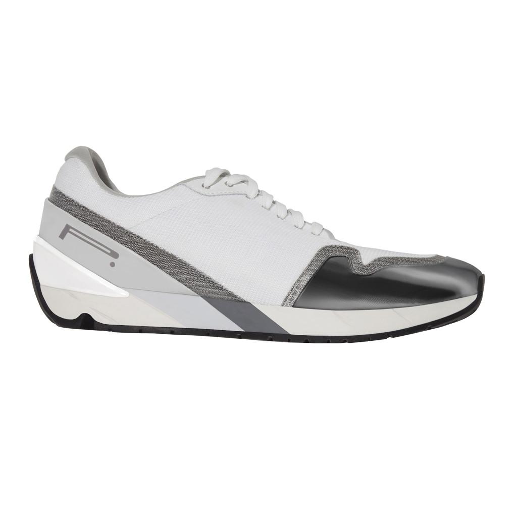 PZERO: New Evolution. La sneakers si ispira al mondo del racing