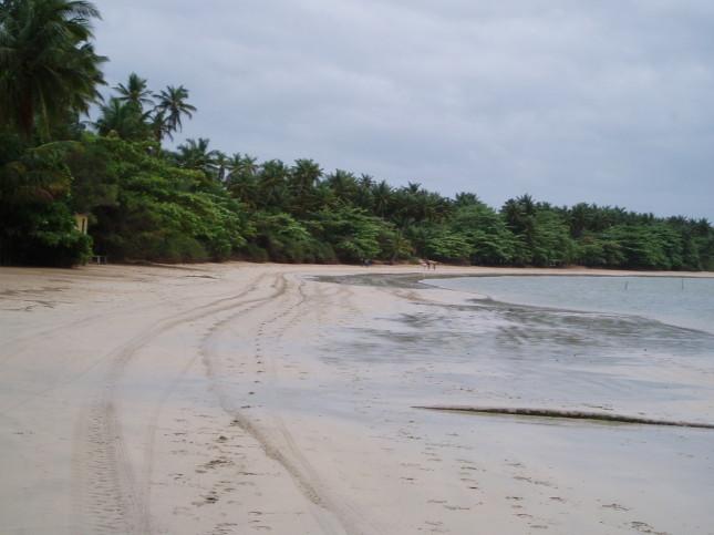 Quarta Praia, Morro de SaoPaulo, Tinharé