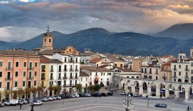 Sulmona, la Patria dei Confetti