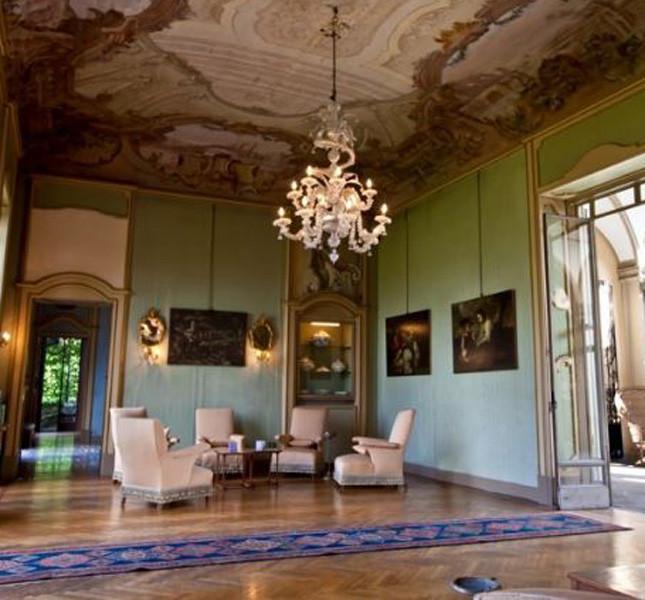 Villa Ponti Greppi, Merate LC