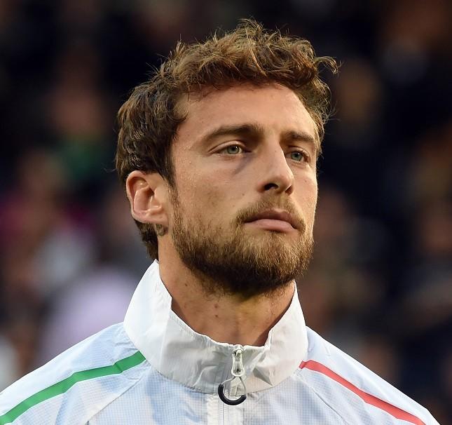 Claudio Marchisio nella partita Italia vs Irlanda