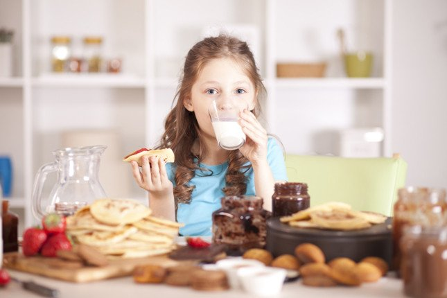 la prima colazione per i bambini è importante e va fatta a regola d'arte!