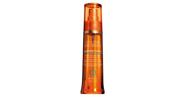 Collistar olio solare protettivo per capelli