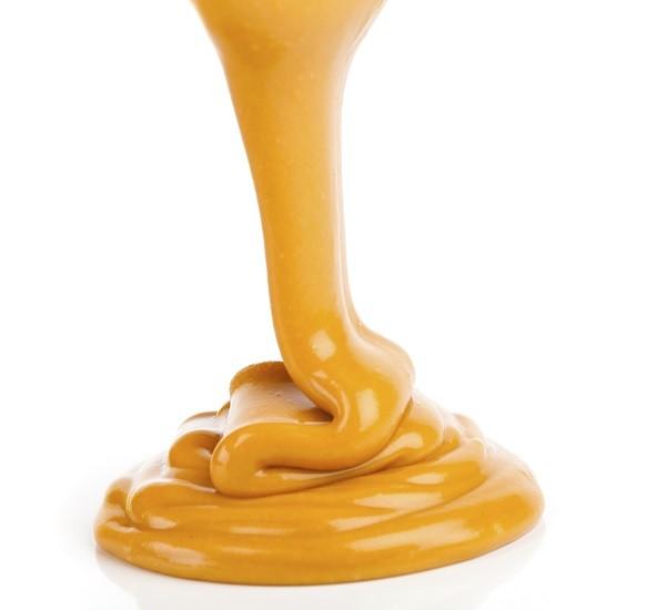 fino ad ottenere una crema profumata e dal colore dorato