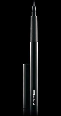 Eyeliner M.A.C : un eyliner dal tratto intenso e nero per rendere il vostro smokey ancora più  sexy
