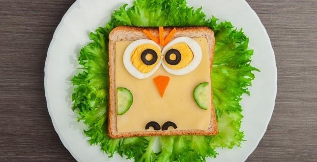 toast ideale per la prima colazione