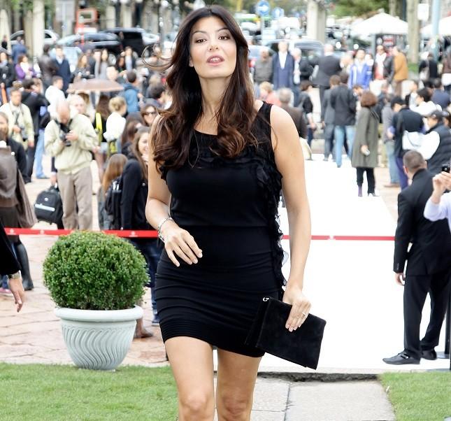 Ilaria D'Amico, nuova compagna di Gigi Buffon