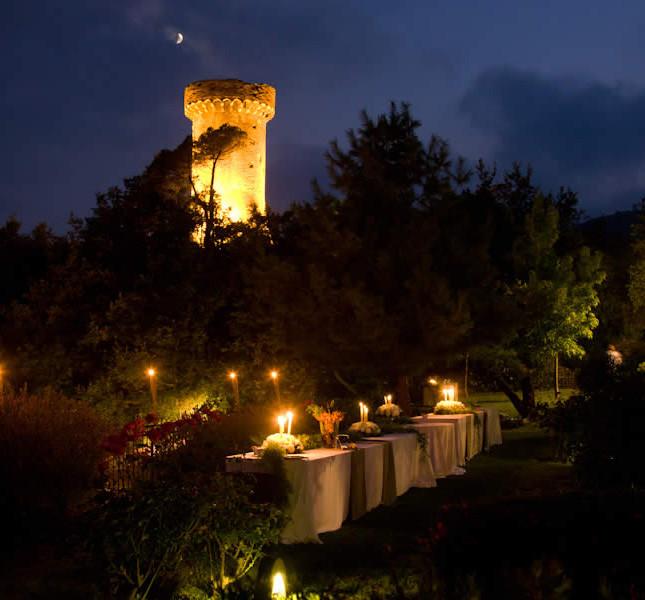 Locanda della torre antica, Alassio
