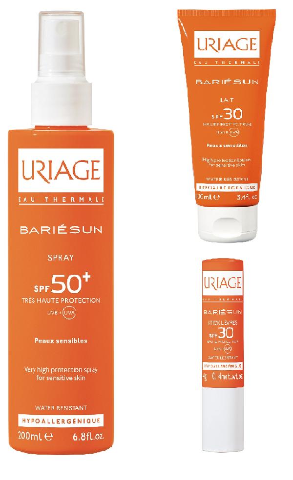 protezione alta per pelli sensibili