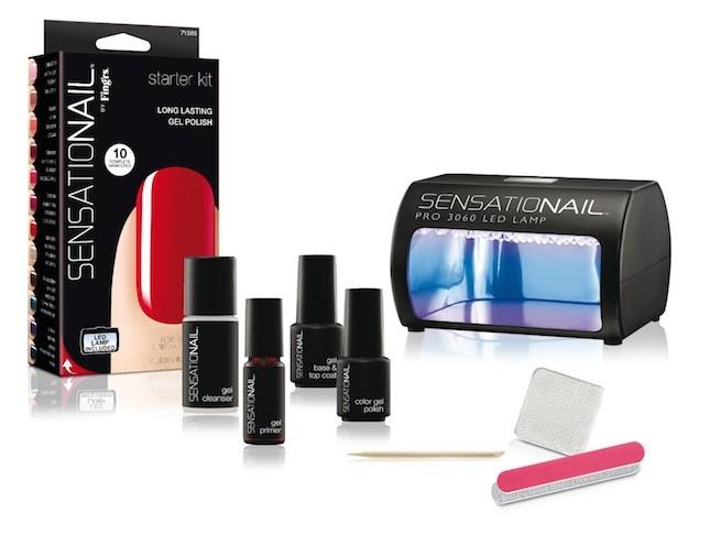 Sensetion Nails kit completo per applicazione dello smalto semipermanente