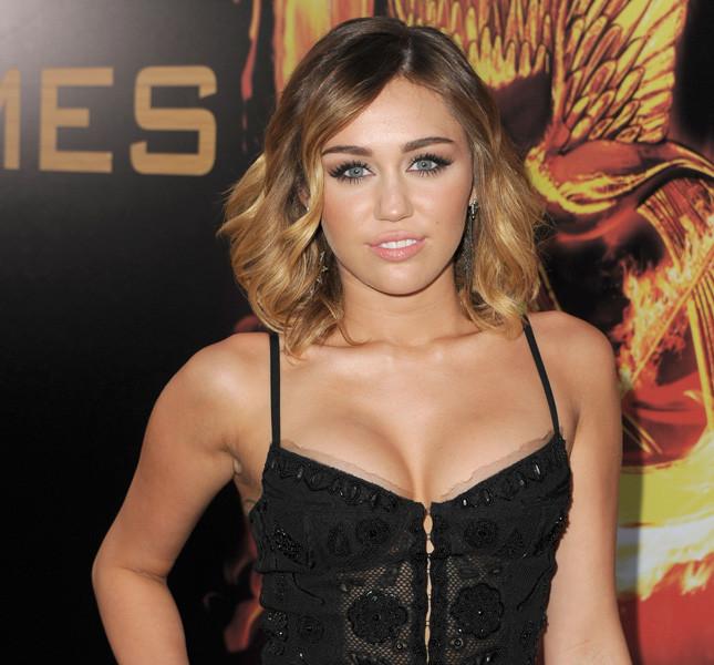 Lo shatush di Miley Cyrus