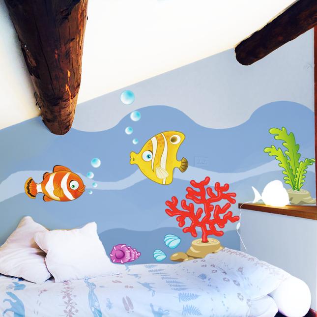Colored Fish - Collezione Baby World - Stikid a partire da 31 Euro