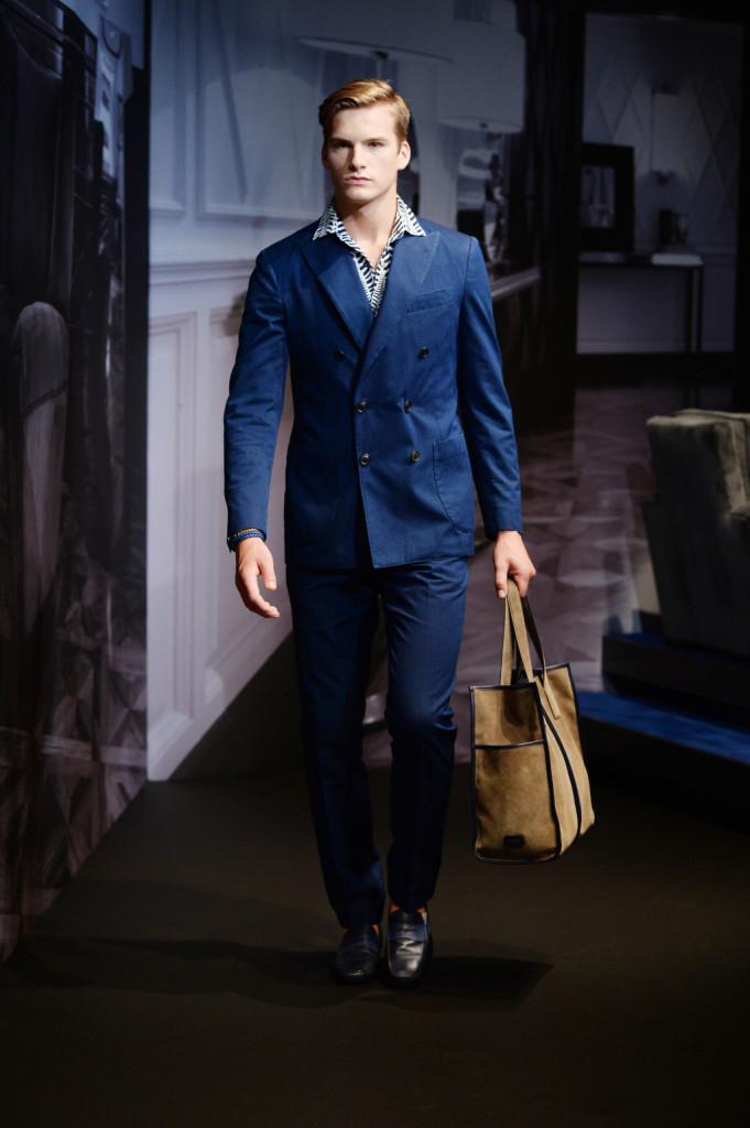 Milano Moda Uomo: la collezione Tod's Spring/Summer 2015