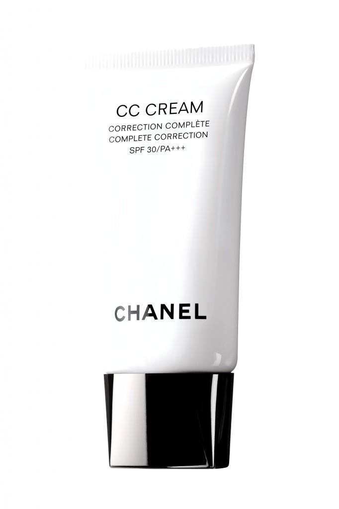 CC Cream Correction Complète di Chanel