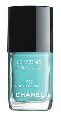 Les Vernis Nail Colour di Chanel - Verde Tiffany