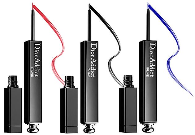 I mascara colorati It Lash di Dior sono da abbinare agli eye line colorati della linea It Liner di Dior - nelle stesse 4 nuances, 31,50 euro
