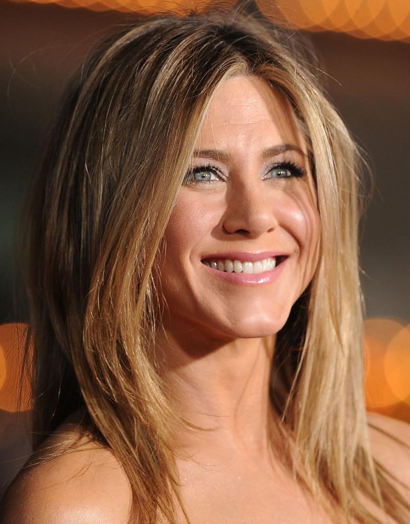 Bronde look per Jennifer Aniston che lo sfoggia da molti anni
