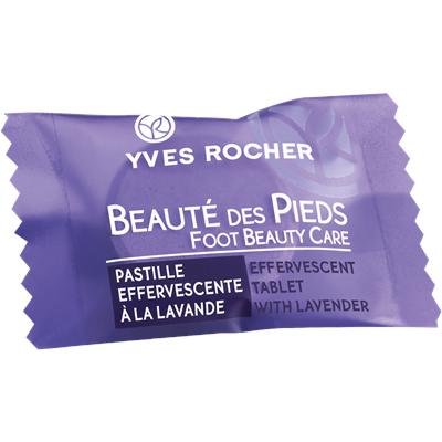 Pastiglia Effervescente per i Piedi di Yves Rocher