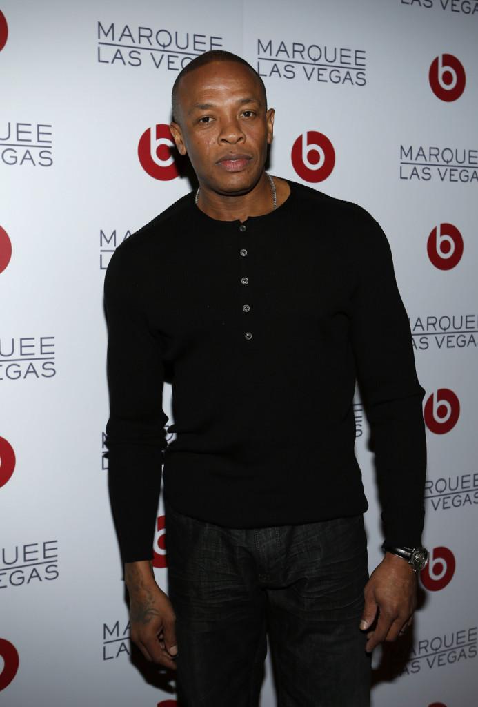 Il rapper e produttore Dr. Dre è la terza celeb più potente al mondo