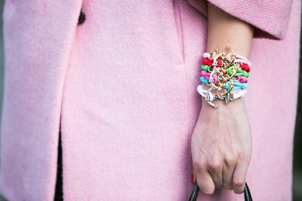 I bracciali della nuova collezione Mia's: colorati, allegri e al 100% Made in Italy