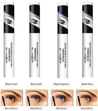 Da abbinare in base al colore naturale degli occhi, ne esalta la luminosità