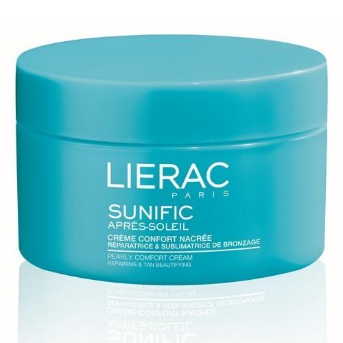 Crema Confort Iridescente Sunific di Lierac