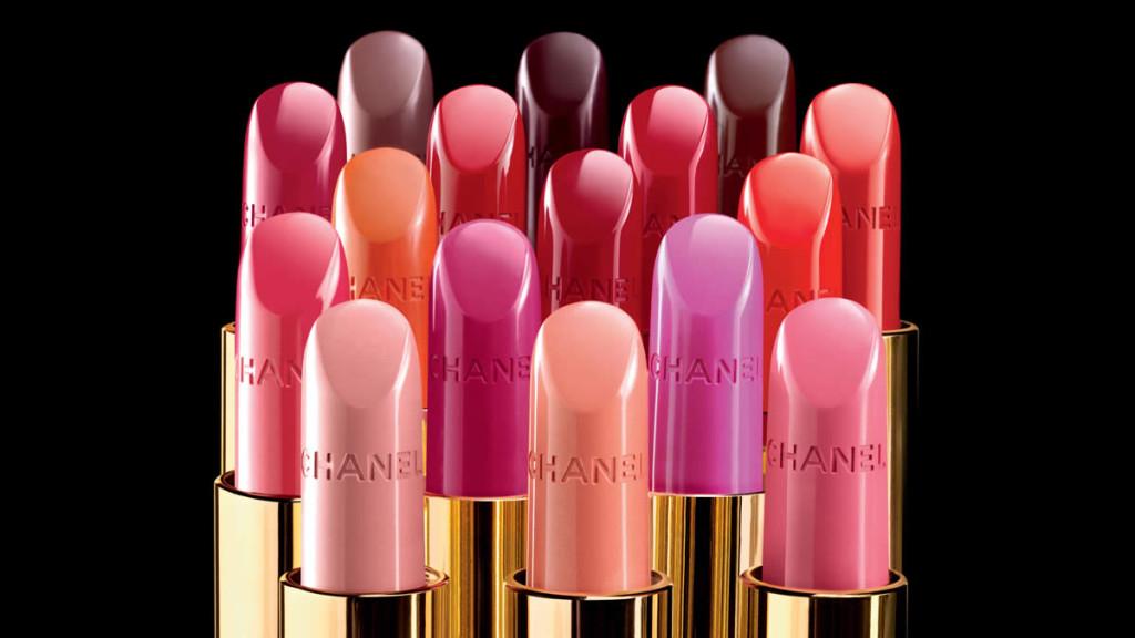 La linea di rossetti La Fascinante di Chanel