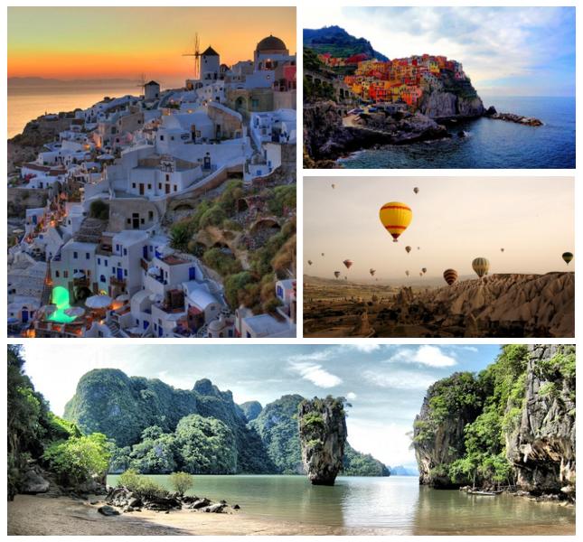 25 luoghi straordinari da visitare nell'estate 2014