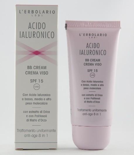 CC Cream Crema Viso Erbolario