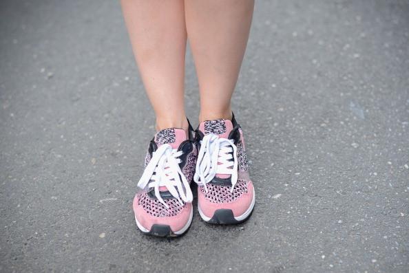 Street Style Men Fashion Week - Sneakers Nike