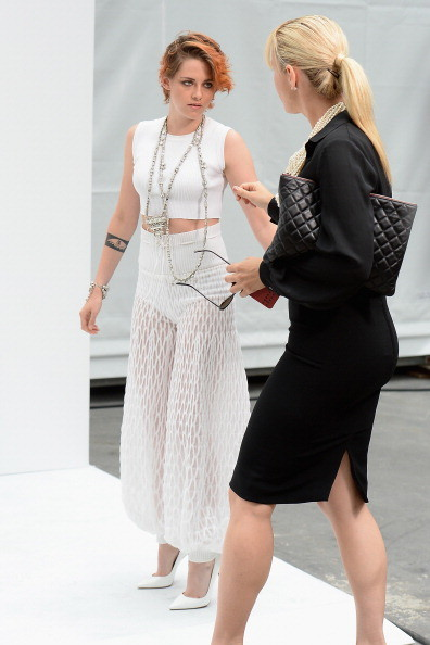 Kristen Stewart a Parigi