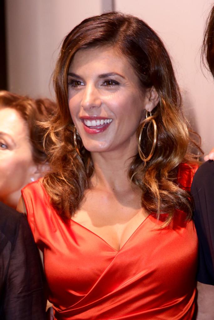 Luglio 2014: Elisabetta alla settimana della moda di Berlino