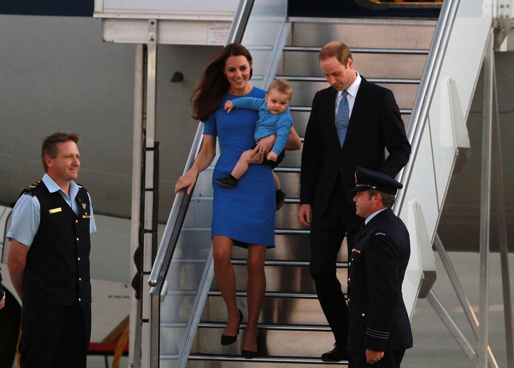 La Royal Family in visita tra Nuova Zelanda e Australia