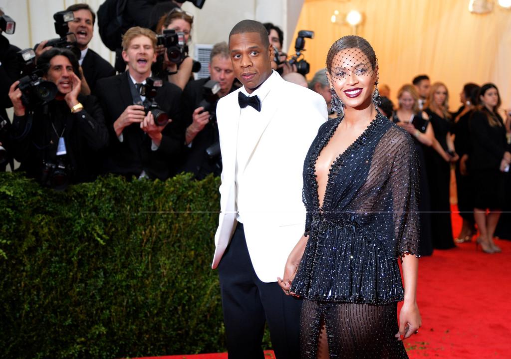 Beyoncé e Jay-Z al