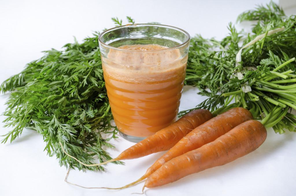 Le carote contengono molto betacarotene, lo dice anche il nome!