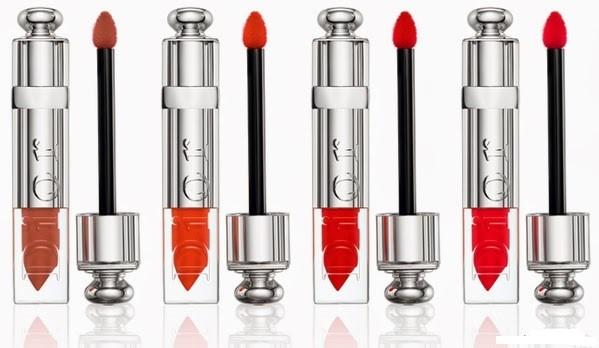 Dior Addict Fluid Stick - la linea di nuovi rossetti di Christian Dior